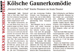 Kölner Wochenspiegel