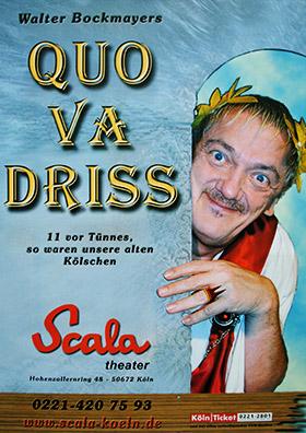 Quo Va Driss